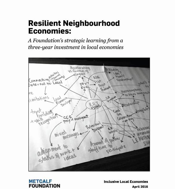 Resilient Neighbourhood Economies Report 2016