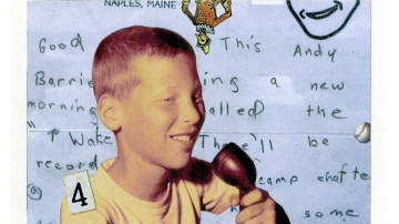 Camp Changed My Life – A profile of legendary CBC host Andy Barrie