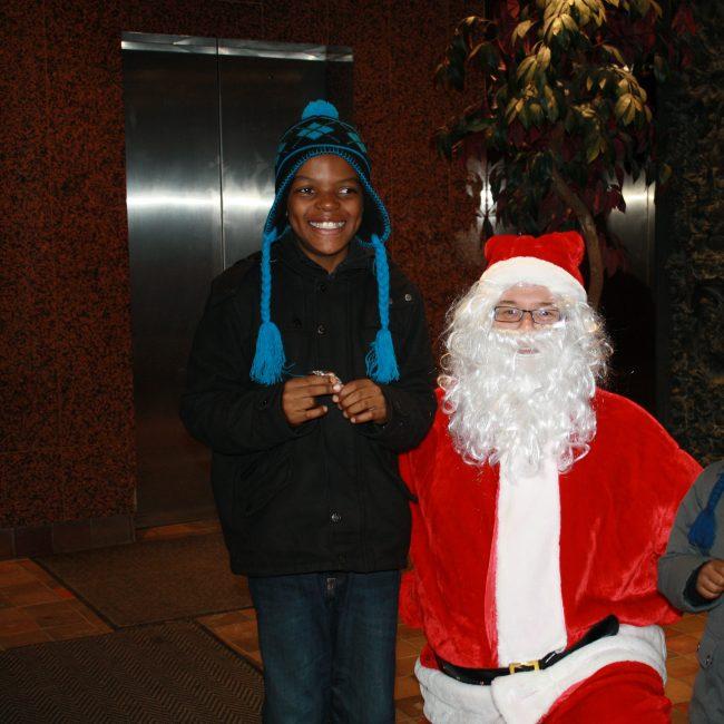 Christmas Sharing 2014
