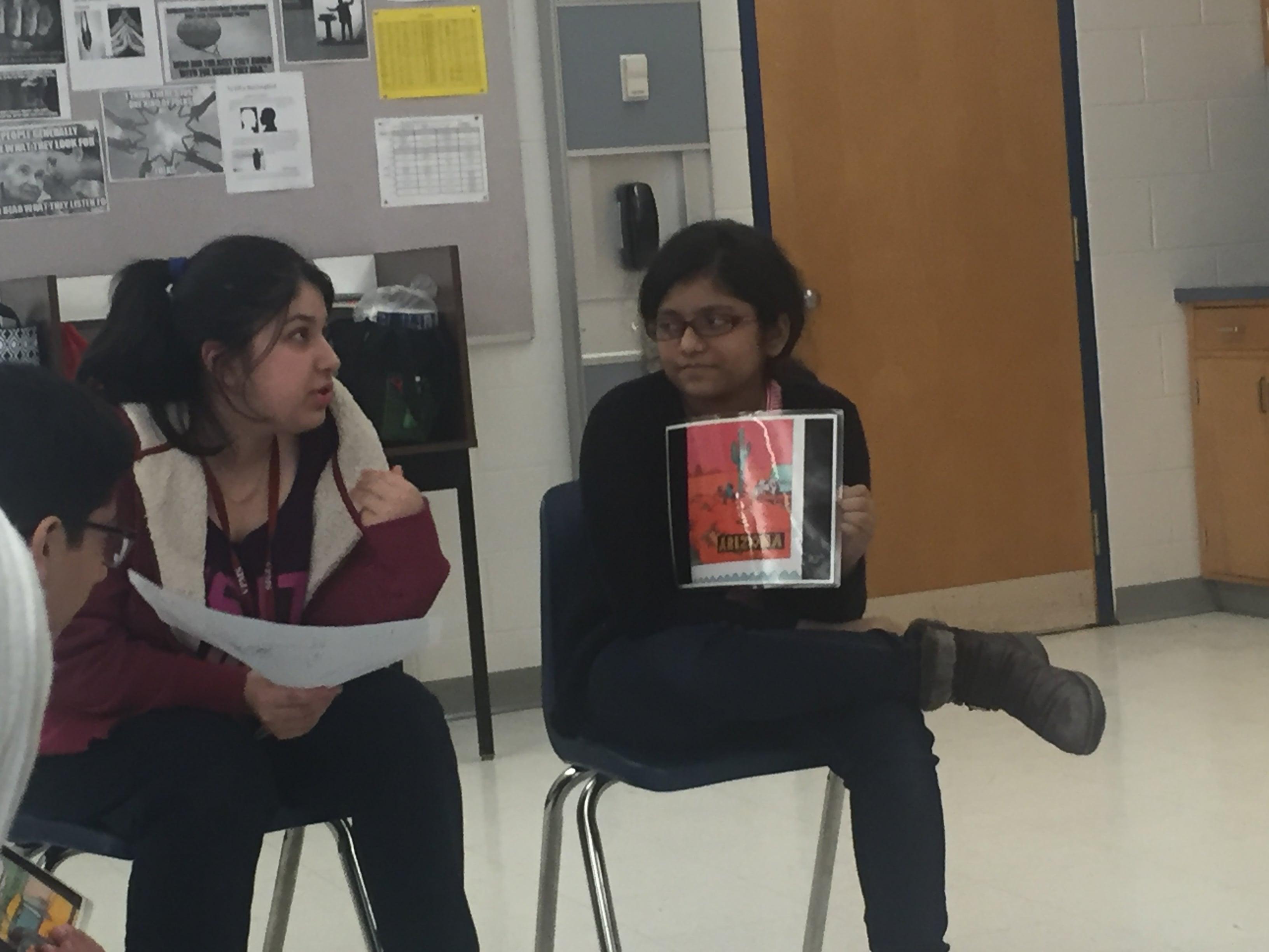 Youth LED community develops communication skills