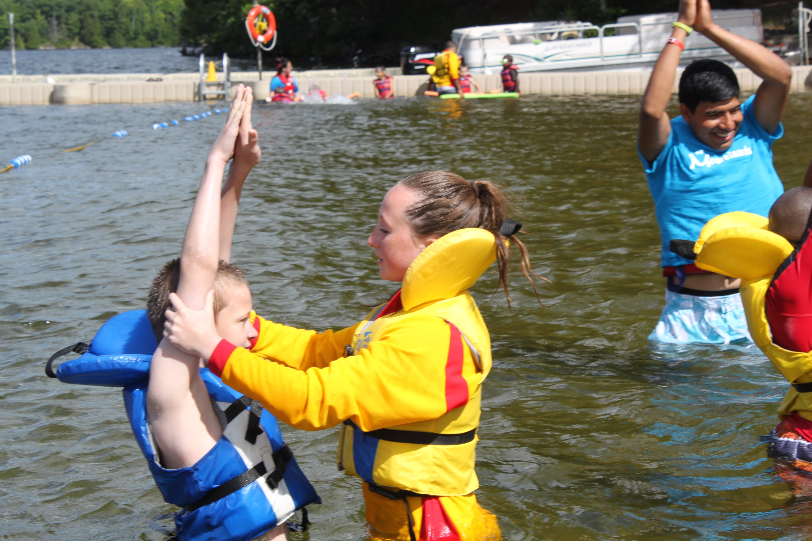 Lifeguards needed at Moorelands summer camp for kids