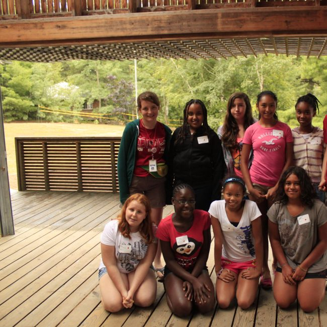 Autumn's story – Send a Kid to Camp