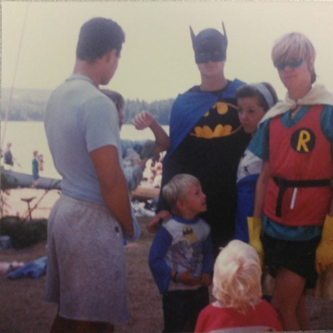 Being a superhero on a shoestring budget: Fresh Air Fund