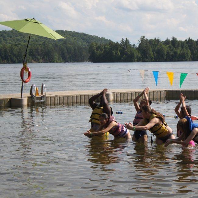 Beach Blast helps kids connect and have fun