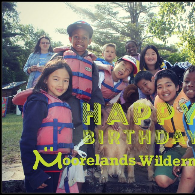 Moorelands Wilderness Camp Turns 100 – Save the Date!