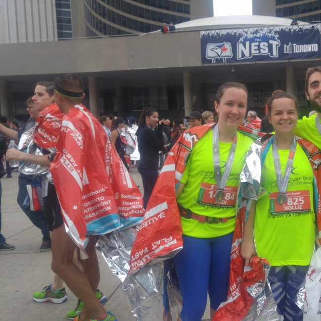 Celebrating Our Runners – STWM 2016