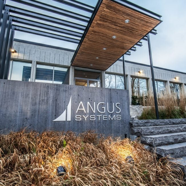 Angus Systems Make a Little Christmas Magic Happen