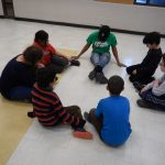 Active games: debriefing learning