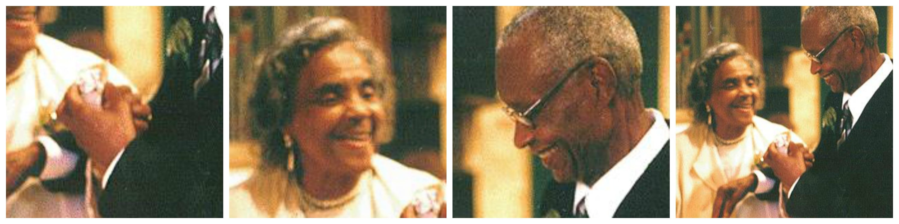 Edna and Cecil Reid
