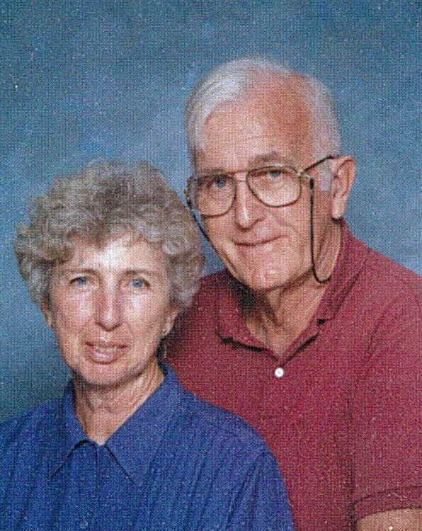 Eileen and Derrick Palmer