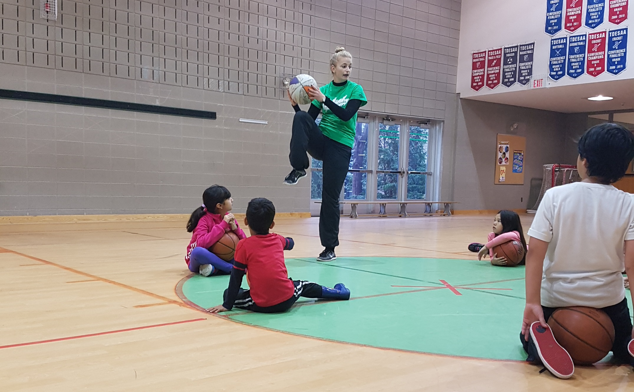 BLAST builds Physical Literacy Skills