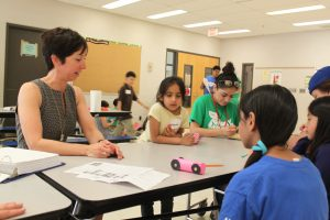 Moorelands after school program