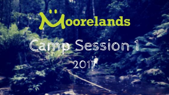 Moorelands Camp 2017 – Photos Session 1