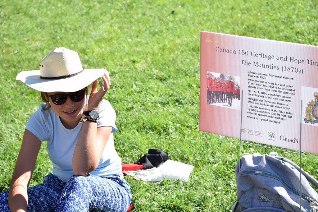 Canada 150 Heritage and Hope Timeline