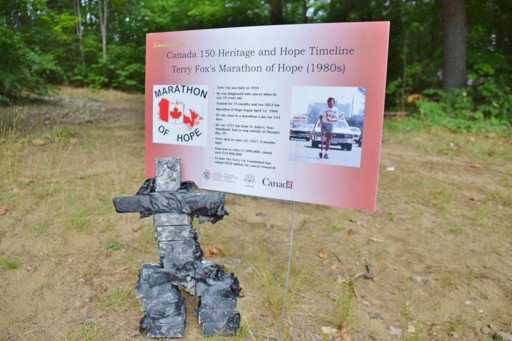 Canada 150 Terry Fox Marathon of Hope