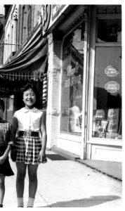 Carol in 1961
