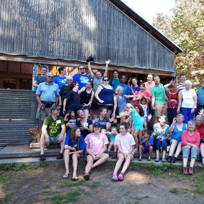 St. Timothy's Work Weekend 2017