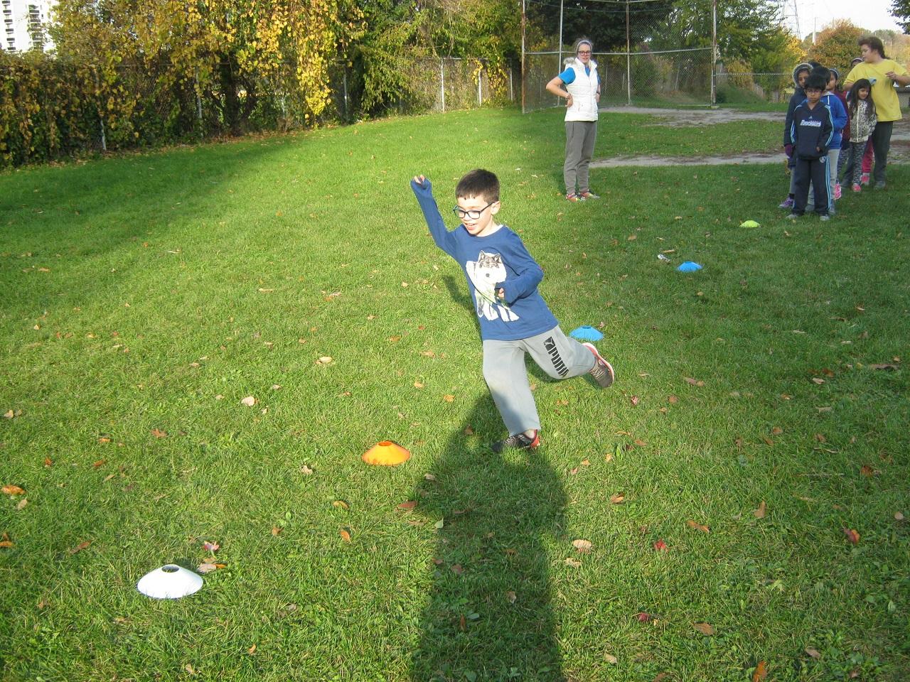 """After-school program back in """"fall"""" swing"""