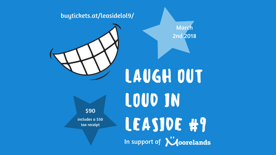 Laugh Out Loud in Leaside #9