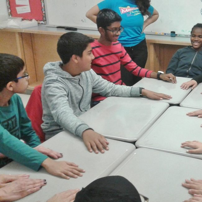 What Goes On at Moorelands Youth LED?
