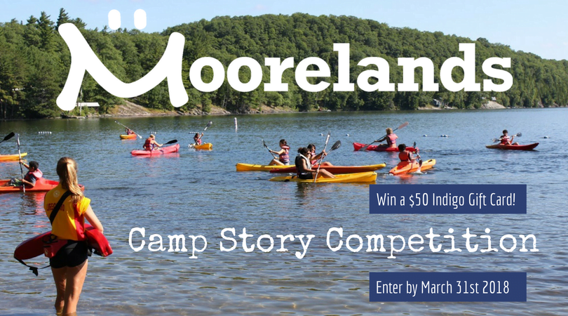 camp story competition