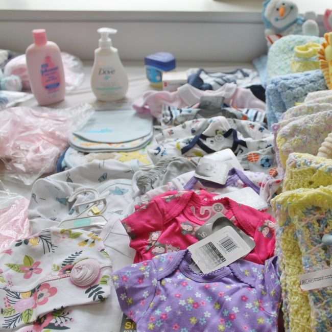 Baby Showers for Baby Bundles!