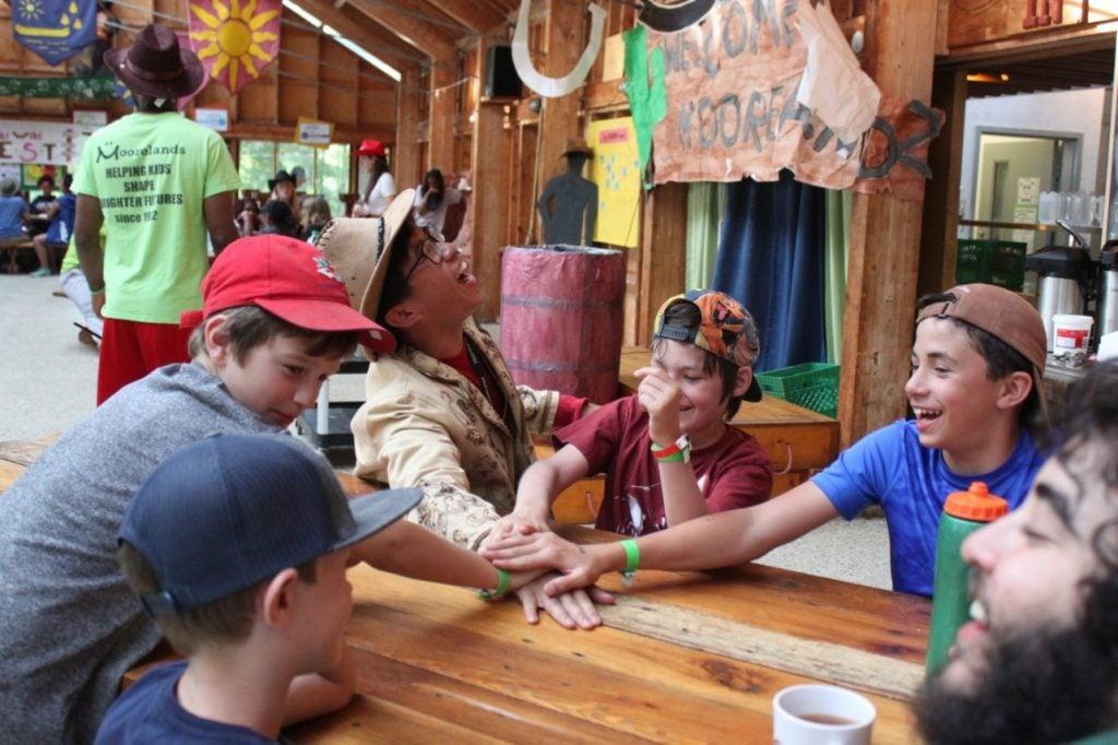 Moorelands Camp Session 3