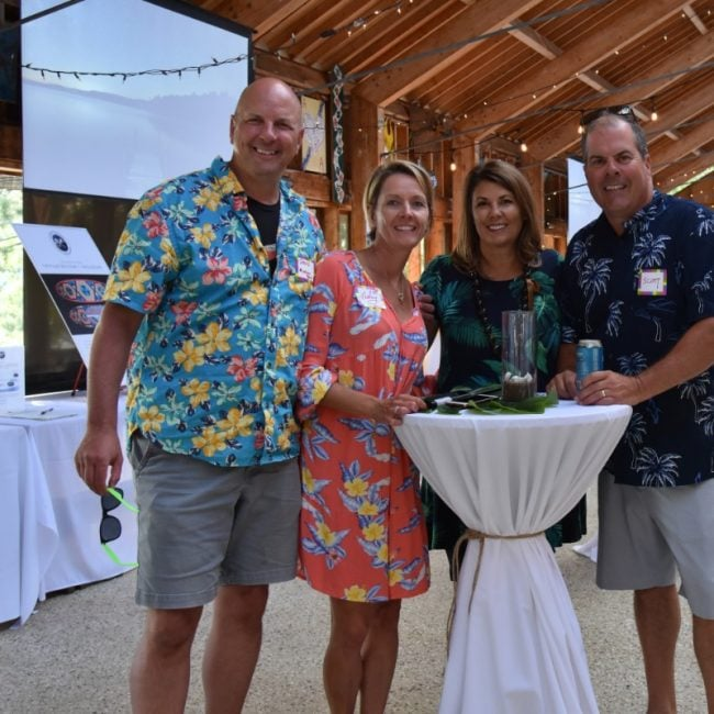 Kawagama and Bear Lake Cottagers Raise Over $91,000 for Moorelands Kids
