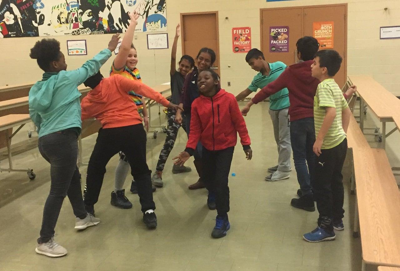 leader dance
