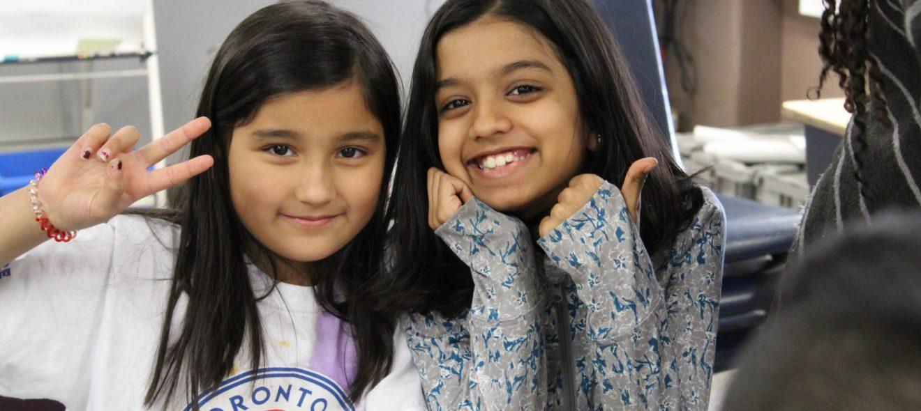 BLAST girls - About Moorelands Kids