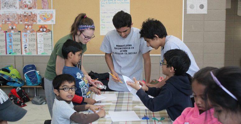 leaders grow in skills through fun