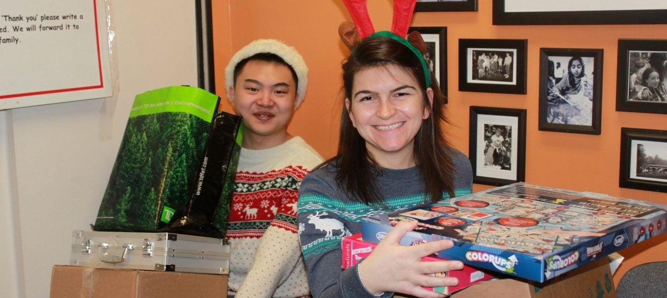 Christmas Sharing