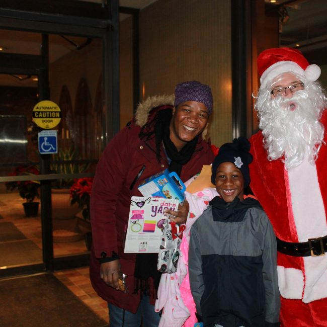 """Christmas Sharing – A Chance to """"Do Good"""" Together!"""