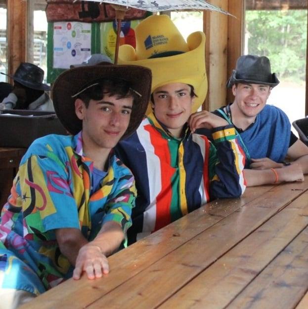 camp High school programs ledge