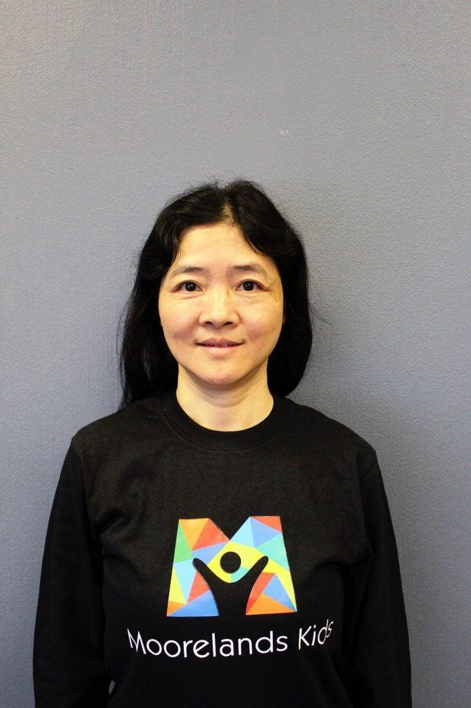Staff - Min Lin