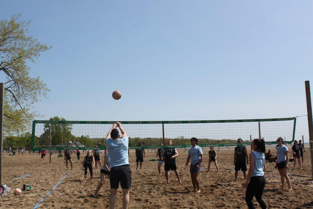 2019 Bay Street Beach Volleyball Tournament