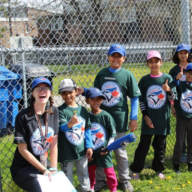 Jays Care BLAST Baseball Day 2019