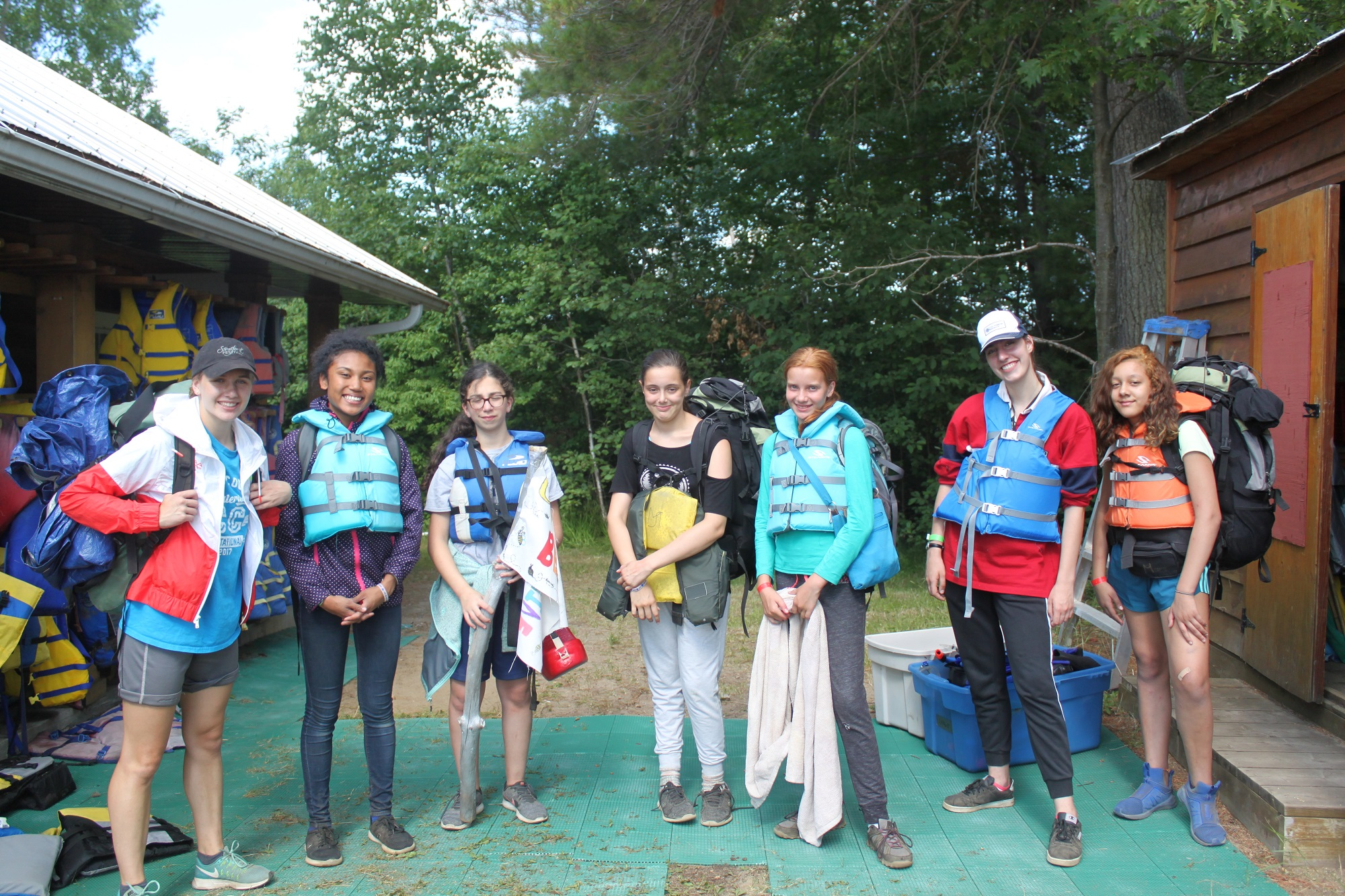 camp checklist - what to pack!