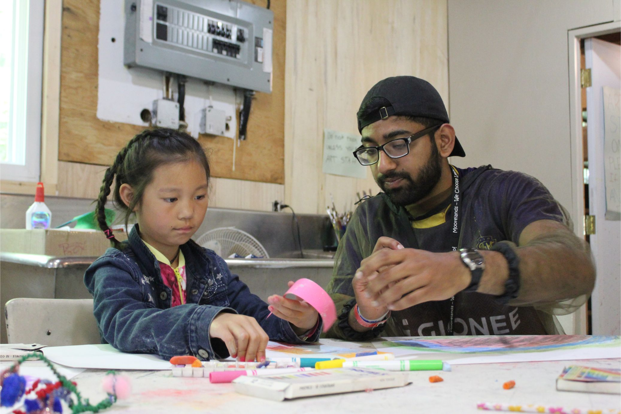 helping kids to become tomorrow's leaders