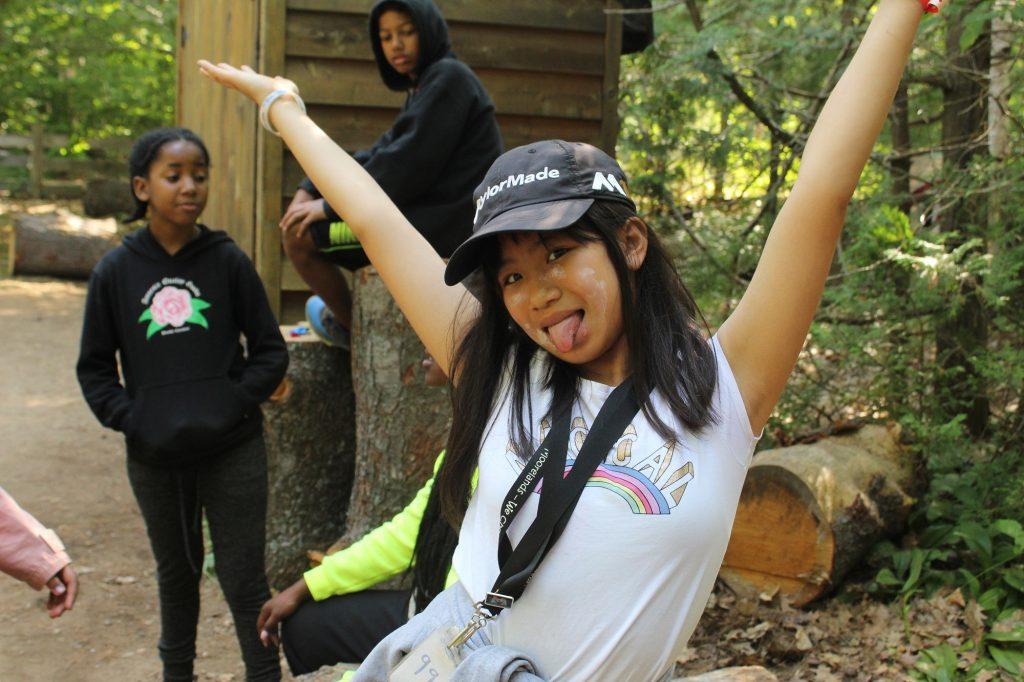 summer camp changes lives