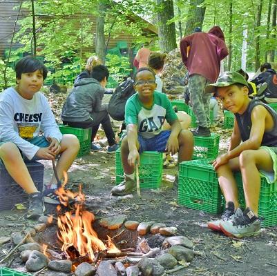 Moorelands Camp session 2 2019
