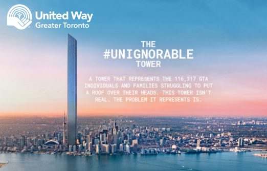 buy a brick and take down the #unignorable tower