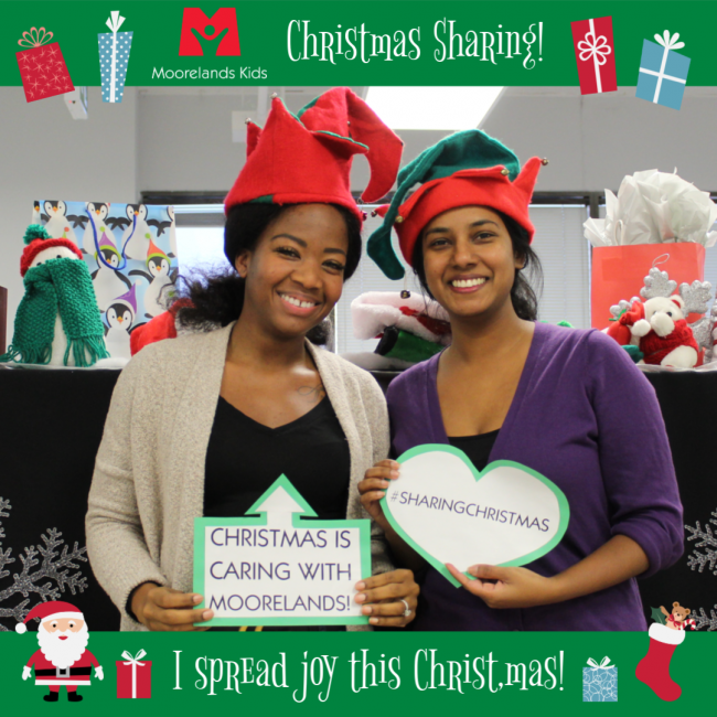 Christmas Sharing Adopters 2019