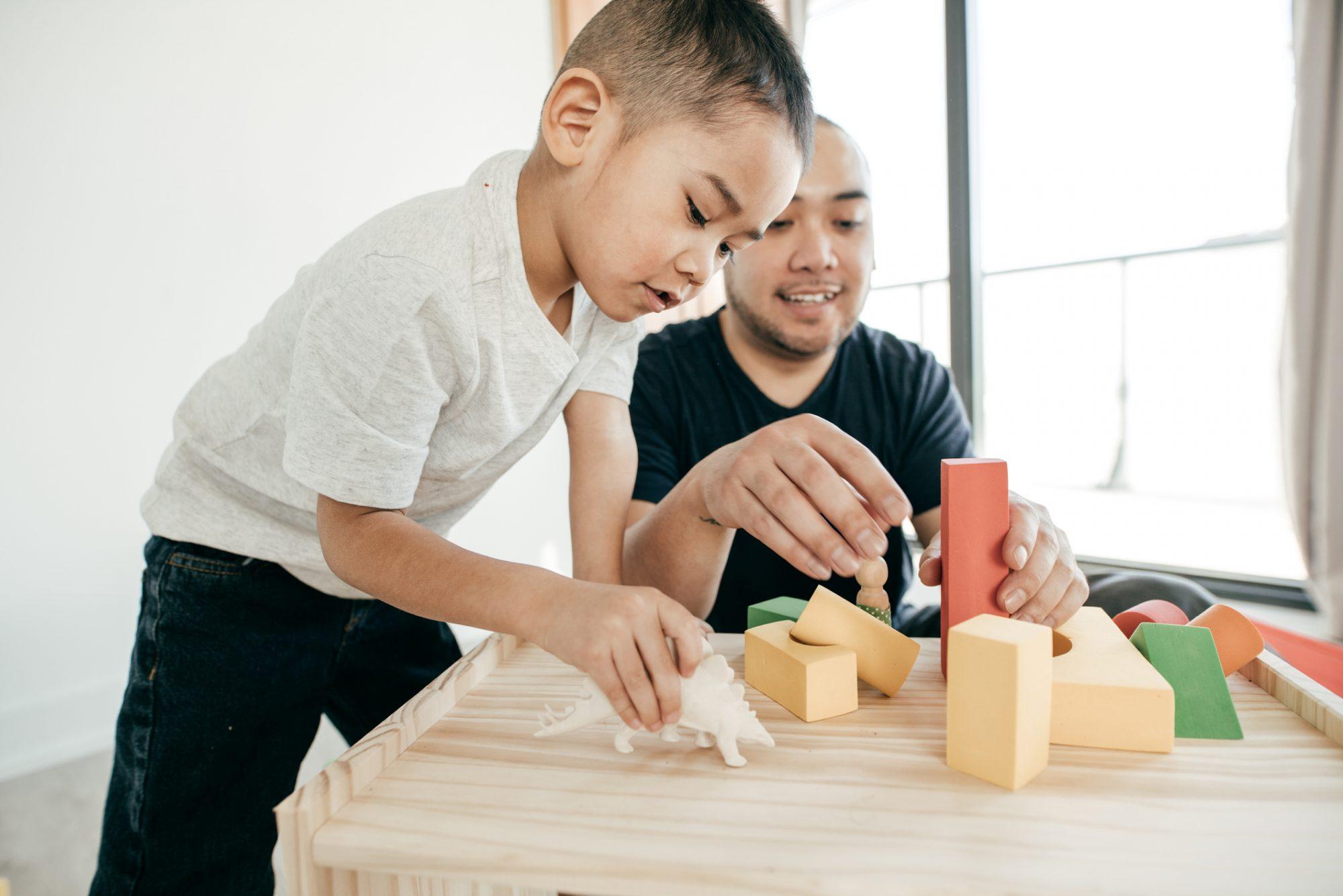 parents help kids be leaders