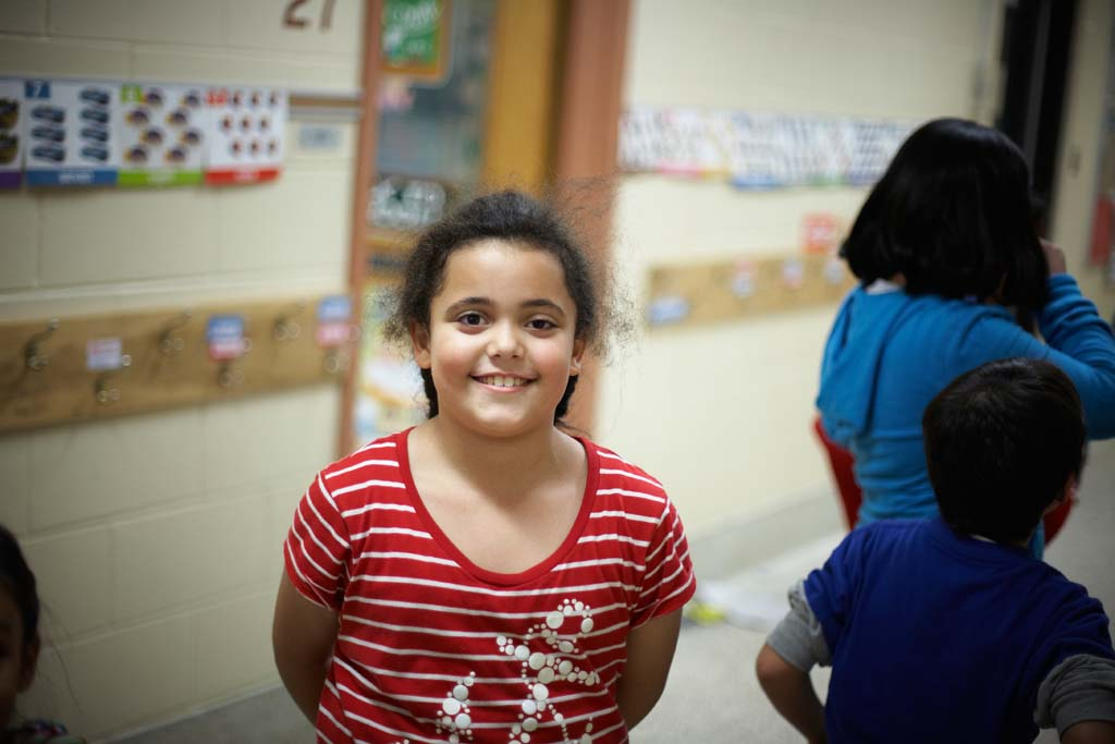 Best school year ever - a little girl plans for success