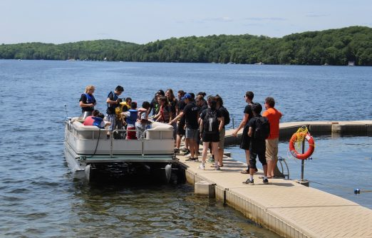 Kawagama Lake Community raise money for new camp boat