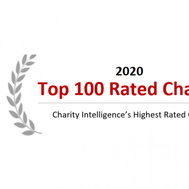 Moorelands Kids Rated One of Canada's Top 100 Charities!
