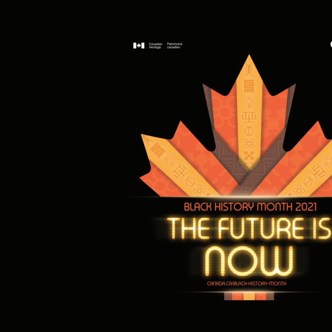The Future Is Now – Black History Month 2021