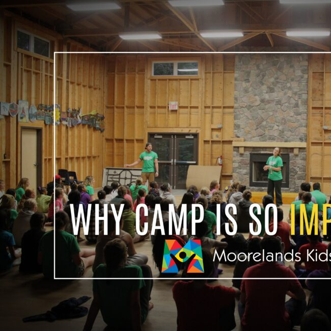 Why Camp is Important for City Kids