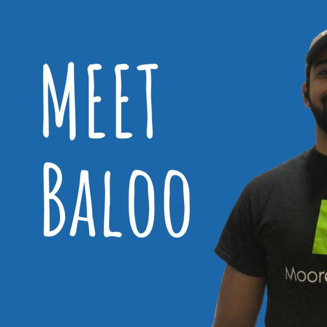 Meet Our Camp Staff: Baloo aka Sinoy